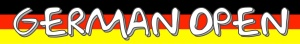 LOGO GERMAN OPEN