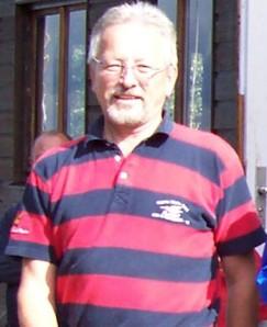 Il Presidente della SCIRA tedesca Günther Hautmann