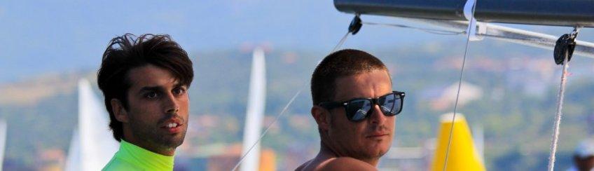 Zaoli Ortelli splendidi campioni italiani a Muggia 2011