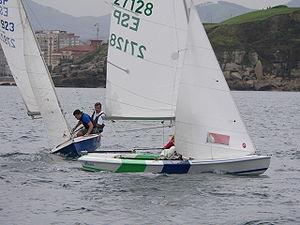 300px-Snipe_regatta_gijon