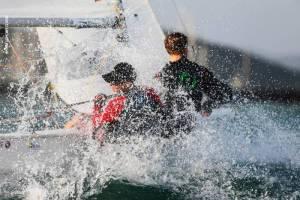SnipeWorlds2015 - Day 4 Splash - ph. Matias Capizzano