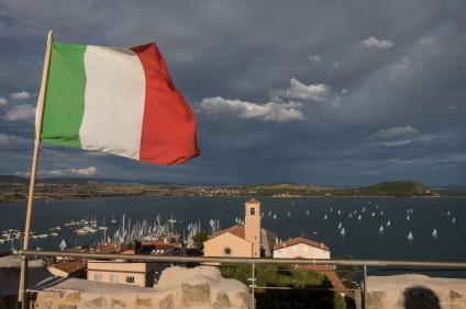 2015 Snipe Worlds - Talamone. Italy © Matias Capizzano