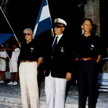 Alberto Bragantini, Ettore Lipani, Gianfranco Bragantini