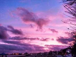 tramonto anzio
