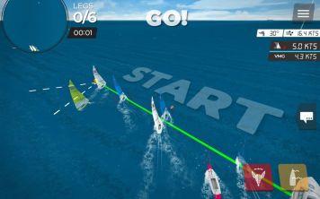 E sailing